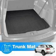 All-protection Cargo Mat Liner Heavyduty Trimmable Trunk Liner For Car Truck Suv