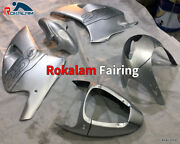 Abs Body Kit For Aprilia Rs250 1995 1996 1997 Rs 250 Silver Motorcycle Fairing