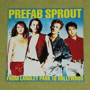 Prefab Sprout From Langley Park To Hollywood - Rare 1991 Japan Laserdisc