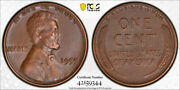1955 Double Die Obverse Lincoln Wheat Cent Pcgs Au 53 1955/1955 Ddo Cac Nice