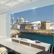 3d The White Palace Zhu4963 Wallpaper Wall Mural Removable Self-adhesive Zoe