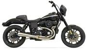 Bassani Stainless Steel Road Rage Ii High Horsepower Exhaust Harley Fxd Dyna