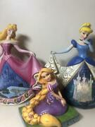 For Overseas Disney Only Tradition Gym Shore Statue Princess