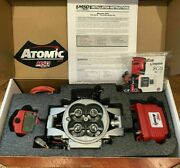 Msd 2900 Atomic Efi Master Kit, Complete New Sealed Boxes Fuel Injection Retro
