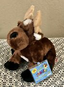 Webkinz Reindeer Hm137 New With Tag With Sealed Code