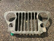 Willys Jeep M38 Nos Grill