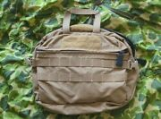 So Tech Mgb Mission Go Bag Medic Molle Coyote Admin Pouch Butt Pack Tactical