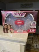 Blinger Glam Collection Gem Styling Bedazzle Sparkle 225 Adhesive Gems Bling