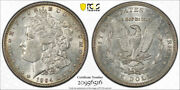 1894 1 Morgan Dollar Pcgs Au 55 About Uncirculated Key Date Tough Coin