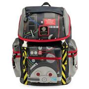 Funkon 2021 Loungefly Exclusive - Ghostbusters Proton Pack Full Size Backpack