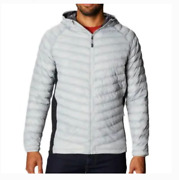 Nwt Columbia South Valley Hooded Hybrid Jacket S