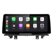 12.3 Ips Android Car Stereo Gps Car Auto Play 8-core For Bmw X1 F48 2018 Evo