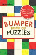 Bumper Book Of Puzzles Puzzle Book By The Guardian Paperback Book The Fast