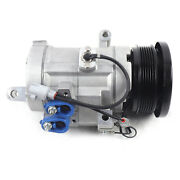 A/c Compressor W/clutch For Lexus Gx470 Toyota Sequoia And 4runner W/4.7l All New