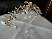 Grace Antique France Early 20th Century Wax Flower Cloth Flowers Of Wedding