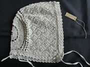 Grace Antique France Early 20th Century Crochet Knitting Of The Touch That Was