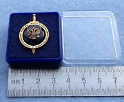 Pin Badge Fsb Russia Fund For Assistance To Employees And Veterans Kgb 2000's