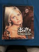 Binder Sale Album For Buffy The Vampire Slayer 3 Trading Cards By Inkworks 1999