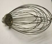 Be 20 20 Quart Wire Whip Whisk For Commercial Mixer Used Good Condition