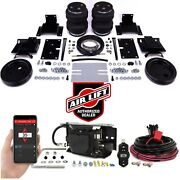 Air Lift Loadlifter5000 Air Bags And Wireless Compressor For 15-20 Ford F150 4x4