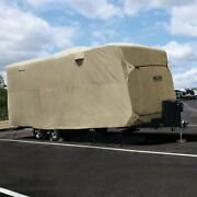 Adco 74843 Tan Travel Trailer Cover Up To 26'