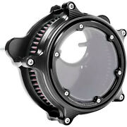 Performance Machine Air Cleaner Vision For Sportster Black Ops 0206-2159-smb