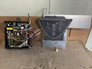 Spa And Hot Tub Jacuzzi Control Panel Used