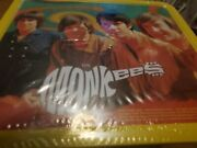 The Monkees Rhino 1997 Lunchbox With Puzzle And Vhs Interviews - Sealed.   L6