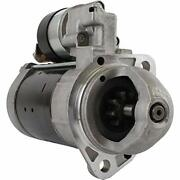New Db Electrical Sbo0140 Starter Compatible With/for Bobcat 442 2002-2009 Ab...
