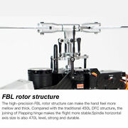 Multifution Rc Helicopter 6ch Fbl Gps Mode Fw450 Helicopter For Toy Lovers