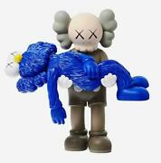 Kaws Gone Brown Cowes Medicom Toy Be Rbrick Bearbrick New From Japan