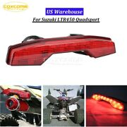 Rear Led Brake Tail Light Assembly Lamp For Suzuki Ltr450 Quadsport Motorcycle