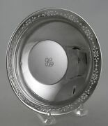 Makers Sterling Candy/nut Dish 20674k 1926
