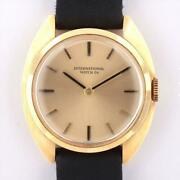 Antique Manual Champagne Gold Dial 27mm Unisex Watch Near Mint