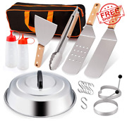 Blackstone Grill Accessories Kit 16 Pcs Griddle Barbecue Tools Set Bbq Outdoor