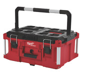 Milwaukee's Electric Tool 48-22-8425 Pack Out, Large Tool Box, Red -new New