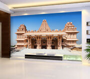 3d The Grand Palace Zhu7049 Wallpaper Wall Mural Removable Self-adhesive Zoe