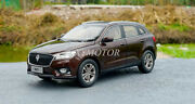 1/18 Borgward Bx7 Metal Diecast Model Car Kids Toys Gifts Collection Brown/gray