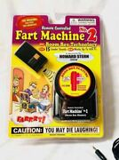 Switch Adapted Remote Control Fart Machine Toy And Switch Combo