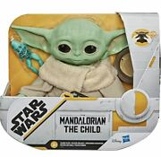Switch Adapted Star Wars The Child Talking Plush Toy And Switch Button Combo