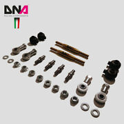 Dna Racing Rear Sway Bar Drop Link Kit For On Uniball Mini R52 Models-pn Pc0811