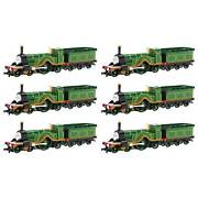 Bachmann Trains Ho Thomas And Friends Emily Sterling Single Engine Model 6 Pack