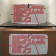 Sonos Play 5 Speaker Beastie Boys Edition With Book Tote Bag Pin Badge Beams New