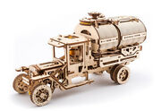 Latest Mechanical Tanker Educational Wooden Puzzles For Kids And Adults