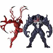 18cm Marvel Action Figures Model Spiderman Character Venom Movie Collection Toys