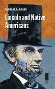 Lincoln And Native Americans By Michael S. Ph.d. Green English Hardcover Book