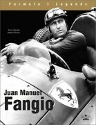 Juan-manuel Fangio The Race In The Blood Formul... By Vassal, Jacques Hardback