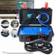 110v Portable Steam Cleaner High-temp And Pressure Washer For Car Household 1700w