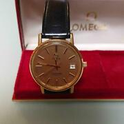 Omega Seamaster Automatic Menand039s Watch Good Condition Vintage