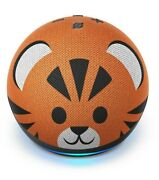 Echo Dot 4th Gen Kids Edition With Parental Control Tiger New And Sealed